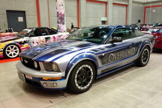 DayDream展示車両,マスタング