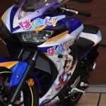 ばくおん!!公式バイク